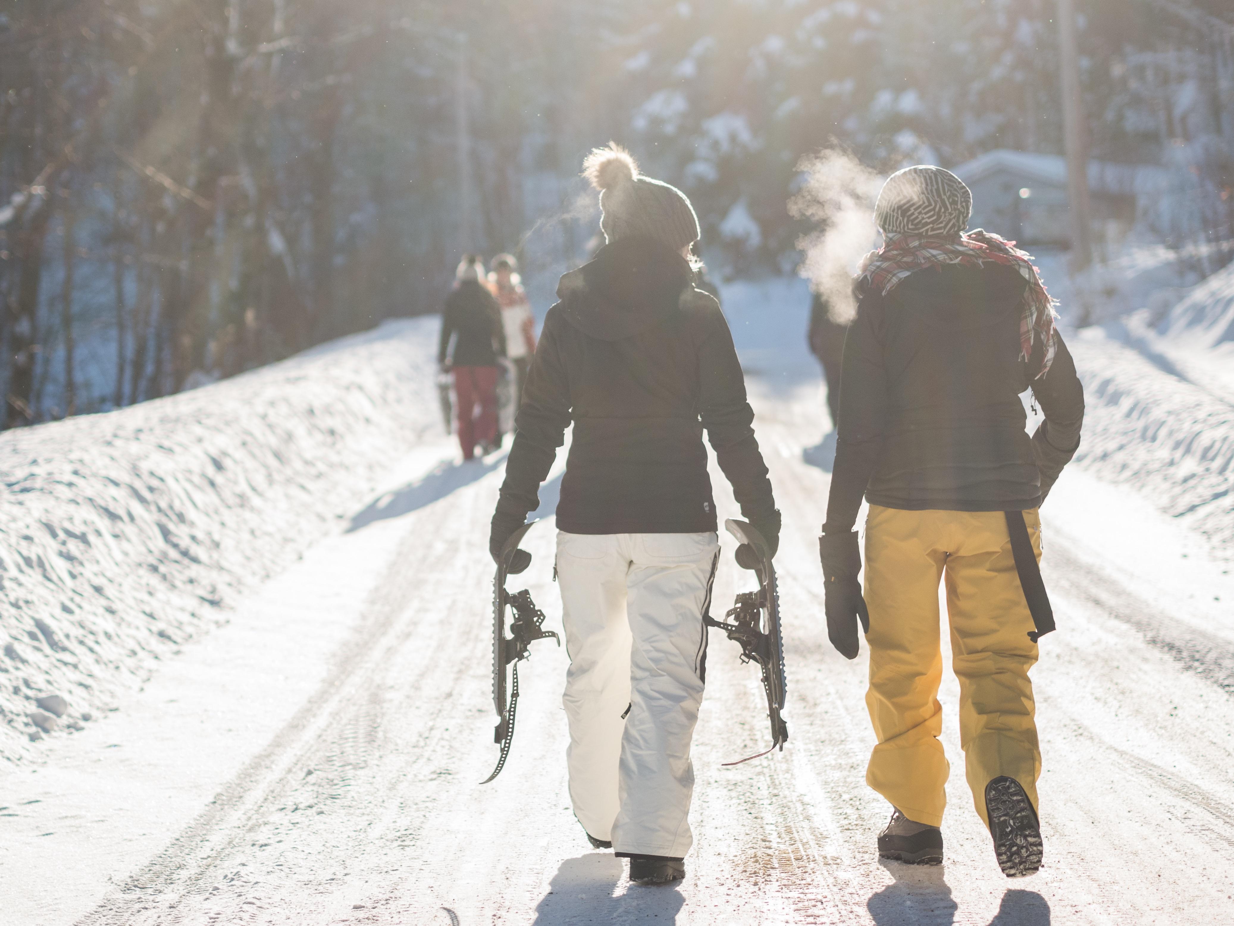 Miscare pe timp de iarna – un life hack neasteptat